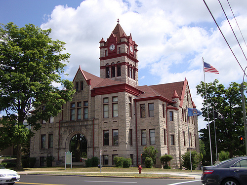 Old Cass County Courthouse, Cassopolis, Michigan