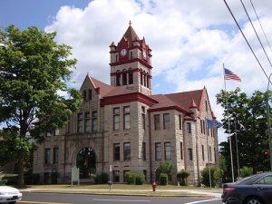 Cass County Courthouse, Cassopolis, MI