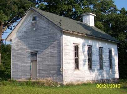 Historical Wayne Township School District No. 7