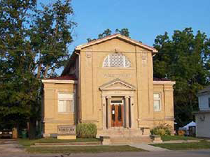 Cass District Library Historical Branch, Cass County, MI