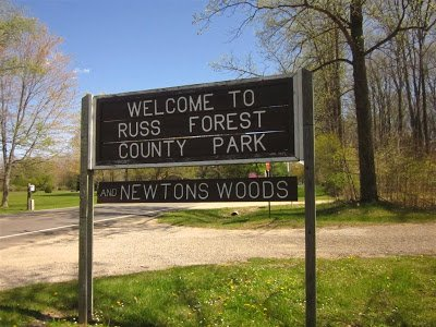Russ Forest Park, Cass County, MI