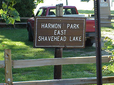 Harmon Park East - Shavehead Lake, Cass County MI