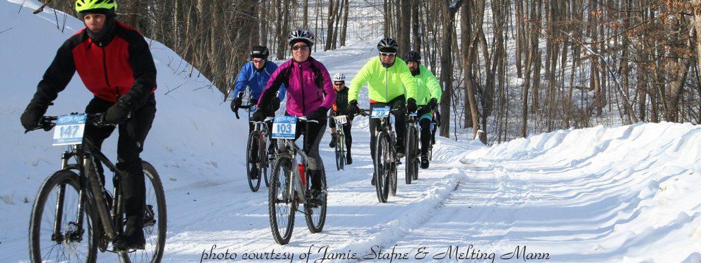 Melting-Mann-Bike-Race, Jones, Cass County, MI