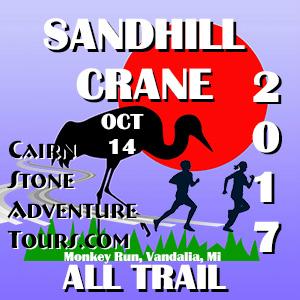 Cass County, MI Marathons, Sandhill Crane Half-marathon