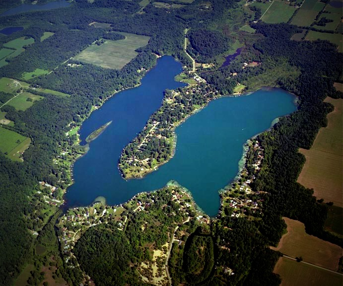 Shavehead Lake, Cass County MI