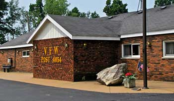 VFW Post 4054 Military Museum, Marcellus, Cass County, MI