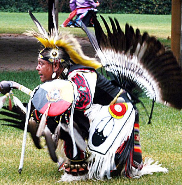 Oshke-Kno-Kewewen Traditional Pow Wow