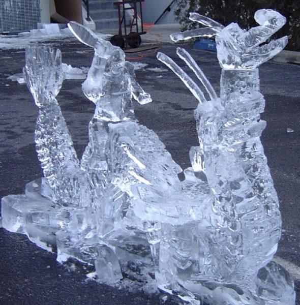 Dowagiac Ice Time Festival