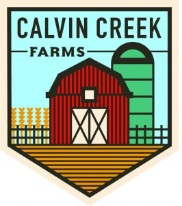 Cass County MI organic farms, Calvin Creek Farm