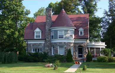 Carroll Sherman Jones House, Marcellus, Cass County, MI