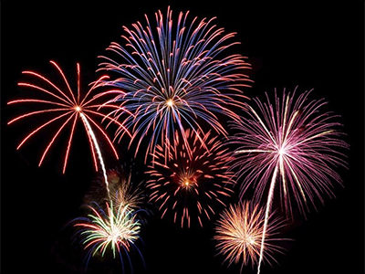 Cass County Michigan Fireworks information