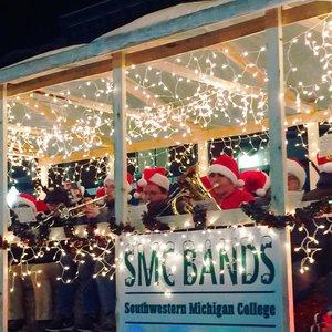 Christmas Parade, Cass County, MI