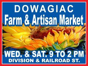 Dowagiac Farm Market, Cass County, MI