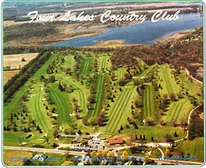 Four Lakes Golf Course, Edwardsburg, Cass County, MI