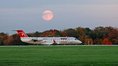 Cass County air transportation