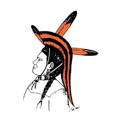 Pokagon Logo, Cass County, MI