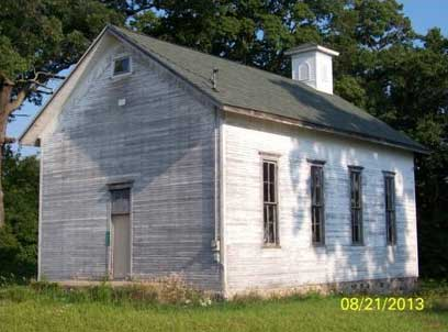 Historical Wayne Township School District No. 7