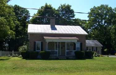 Historic Joseph Webster Lee House, Ontwa Twp, Cass County, MI